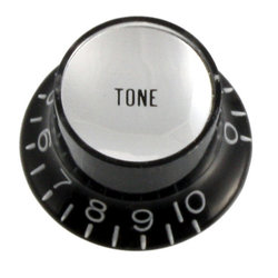 Tone Reflector Knobs - Black, 2 Pack