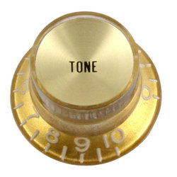 Tone Reflector Knobs - Gold, 2 Pack