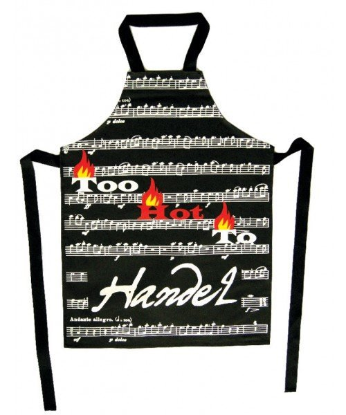View larger image of Too Hot to Handel Apron
