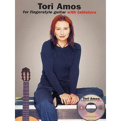 Tori Amos for Fingerstyle Guitar w/CD