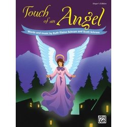 Touch Of An Angel - Accompaniment/Performance CD