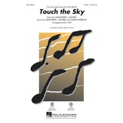 Touch the Sky (from Brave) - ShowTrax CD