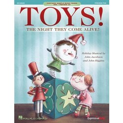 Toys (The Night They Come Alive!) - Performance/Accompaniment CD