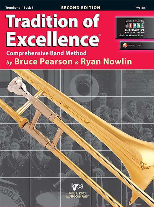 View larger image of Tradition of Excellence Book 1 - Trombone