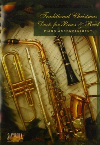 View larger image of Traditional Christmas Duets for Alto Sax w/CD