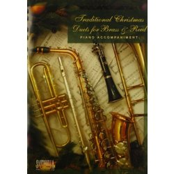 Traditional Christmas Duets for Alto Sax w/CD