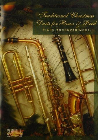 View larger image of Traditional Christmas Duets For Brass & Reeds - Piano Accompaniment