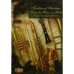 Traditional Christmas Duets For Brass & Reeds - Piano Accompaniment