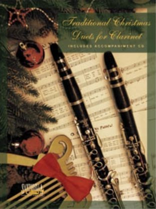 View larger image of Traditional Christmas Duets for Clarinet w/CD
