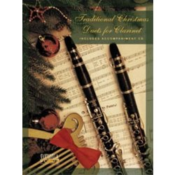 Traditional Christmas Duets for Clarinet w/CD