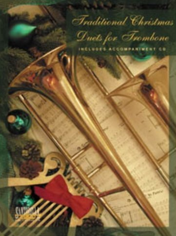 View larger image of Traditional Christmas Duets for Trombone w/CD