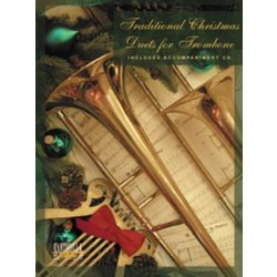 Traditional Christmas Duets for Trombone w/CD