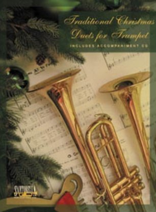 View larger image of Traditional Christmas Duets For Trumpet w/CD