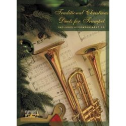 Traditional Christmas Duets For Trumpet w/CD