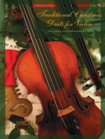 View larger image of Traditional Christmas Duets for Violin w/CD