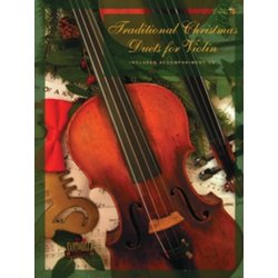 Traditional Christmas Duets for Violin w/CD