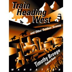 Train Heading West and Other Outdoor Scenes - Score & Parts, Grade 1