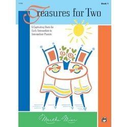 Treasures for Two, Book 1 (1P4H)