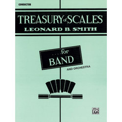Treasury of Scales for Band and Orchestra - Conductor