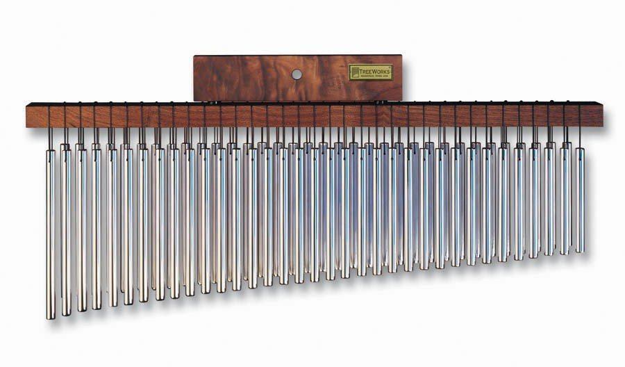 View larger image of Treeworks TRE35DB Double Row 69 Bar Chimes