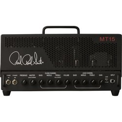 PRS Mark Tremonti MT 15 Tube Amp Head