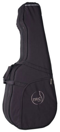 View larger image of Tric Deluxe Classic Folk/Concert Hall Guitar Case