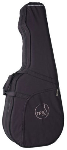 View larger image of Tric Deluxe Parlor Acoustic Guitar Case