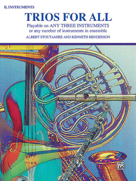 View larger image of Trios for All - E Flat Instruments