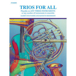 Trios for All - F Horn