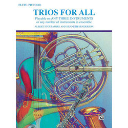 Trios for All - Flute