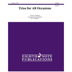 Trios for All Occasions - Trumpet