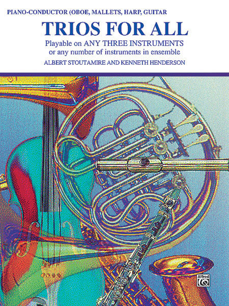 View larger image of Trios for All - Piano/Conductor (Oboe,Mallets,Harp,Guitar)