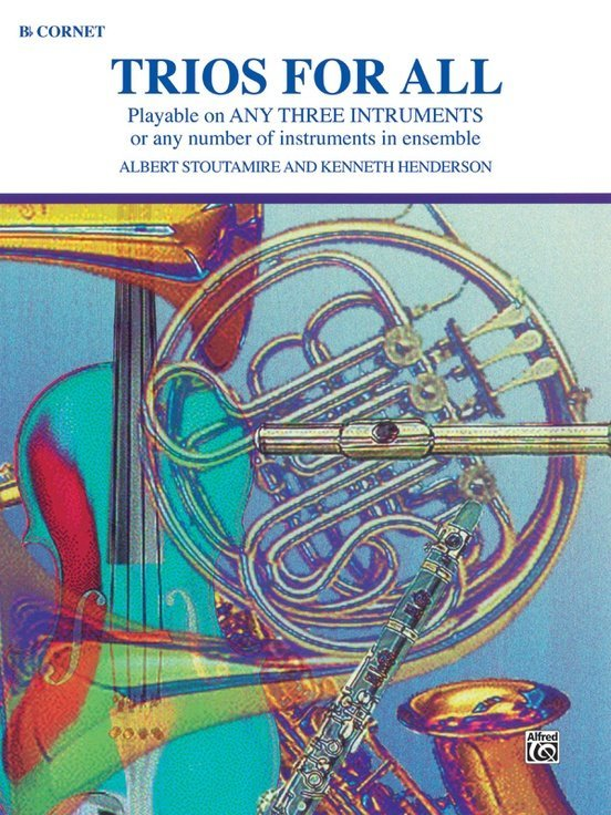 View larger image of Trios For All - Trumpet