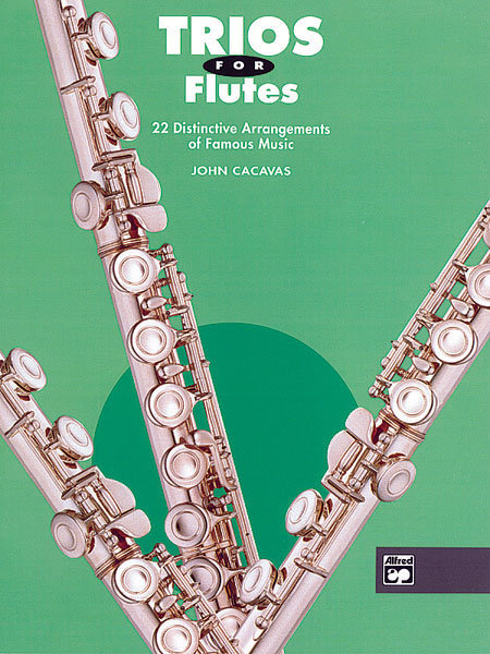 View larger image of Trios for Flutes