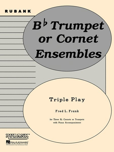View larger image of Triple Play (Frank) - Trumpet Trio