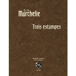 Trois Estampes (Marchelie) - Guitar & Cello Duet