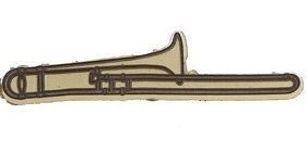 View larger image of Trombone Magnet
