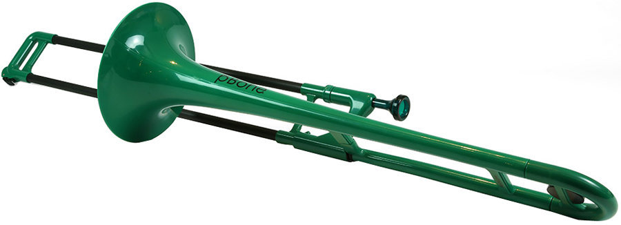View larger image of pInstruments Plastic Trombone - Green