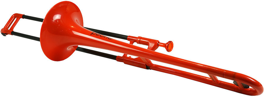 View larger image of pInstruments Plastic Trombone - Red