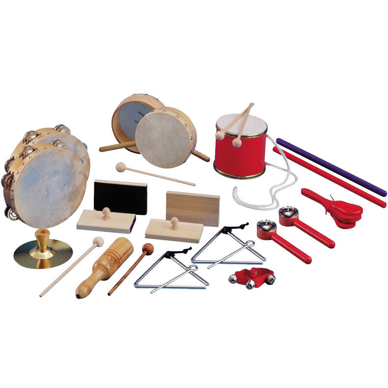 View larger image of Trophy Deluxe Rhythm Band Set - 15 Players