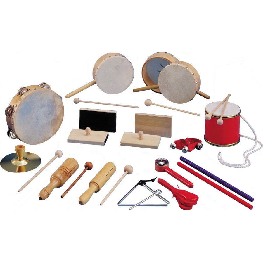 View larger image of Trophy Deluxe Rhythm Band Set - 25 Players