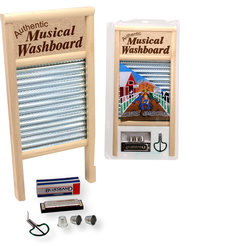 Trophy Musical Washboard