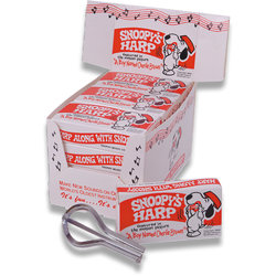 Trophy Snoopy Jaw Harp