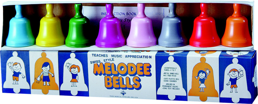 View larger image of Trophy Swiss Melody Bells