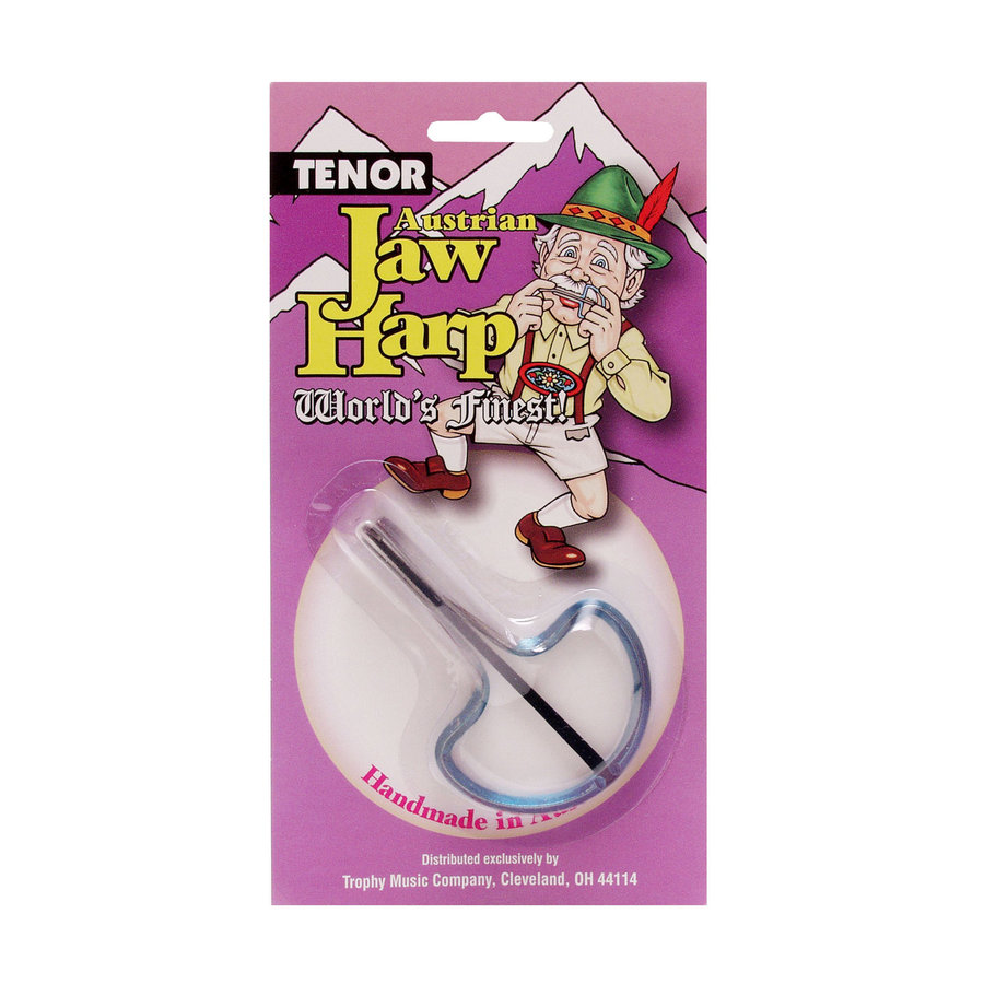 View larger image of Trophy Tenor Jaw Harp