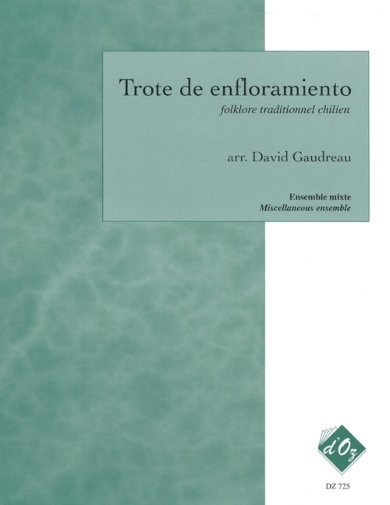 View larger image of Trote de enfloramiento (trad.chilien) (Varies) - Mixed Ensemble