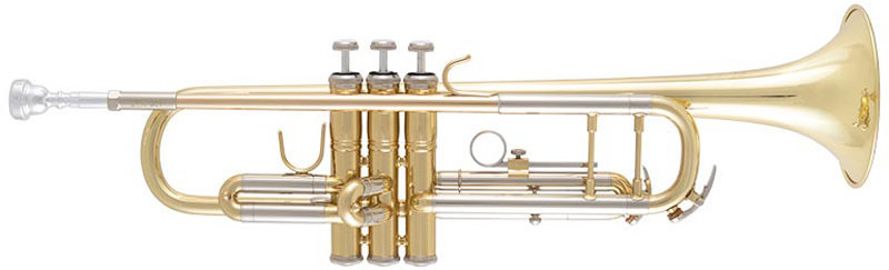 View larger image of Bach BTR301 Trumpet