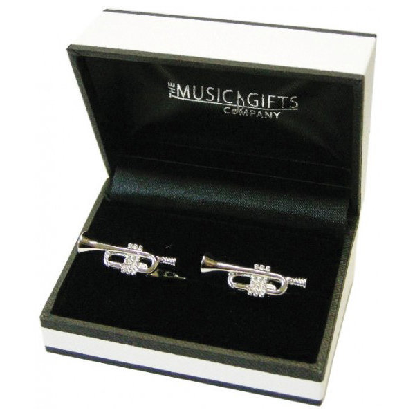 View larger image of Trumpet Cuff Links