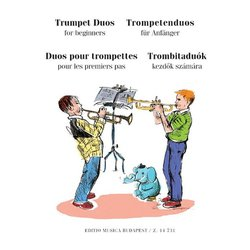 Trumpet Duos for Beginners