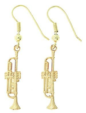 View larger image of Trumpet Earrings